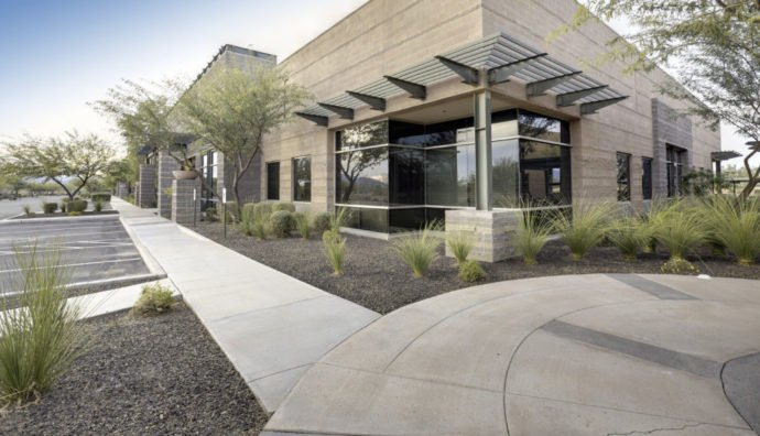Concrete Cleaning Services by DSC Solutions