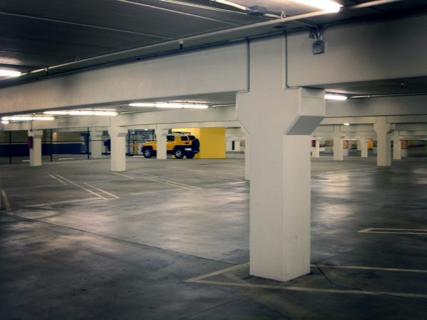 DSC Solutions Parking Lot Concrete Cleaning Services