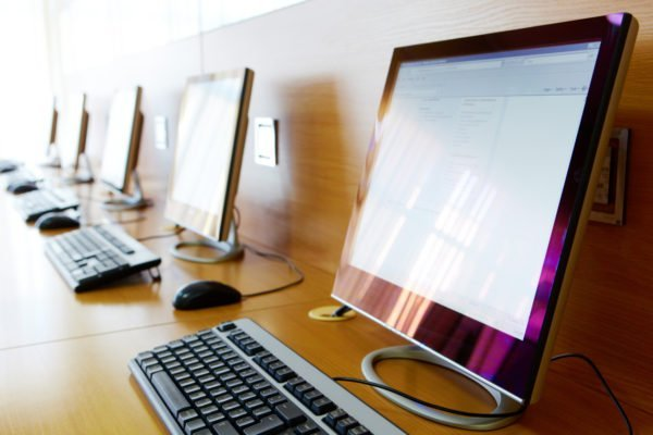 Antibacterial coatings for the education industry