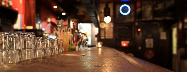Antimicrobial solutions for bars