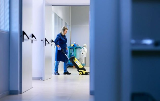Janitorial Services By DSC Solutions