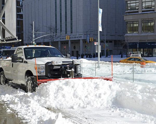 DSC Solutions Plow Truck