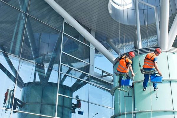 Window Washing Services By DSC Solutions