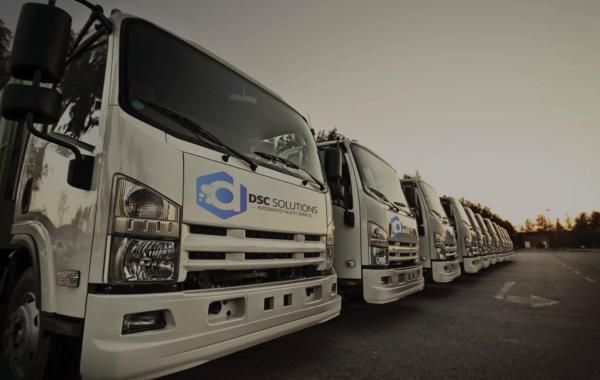 DSC Solutions fleet