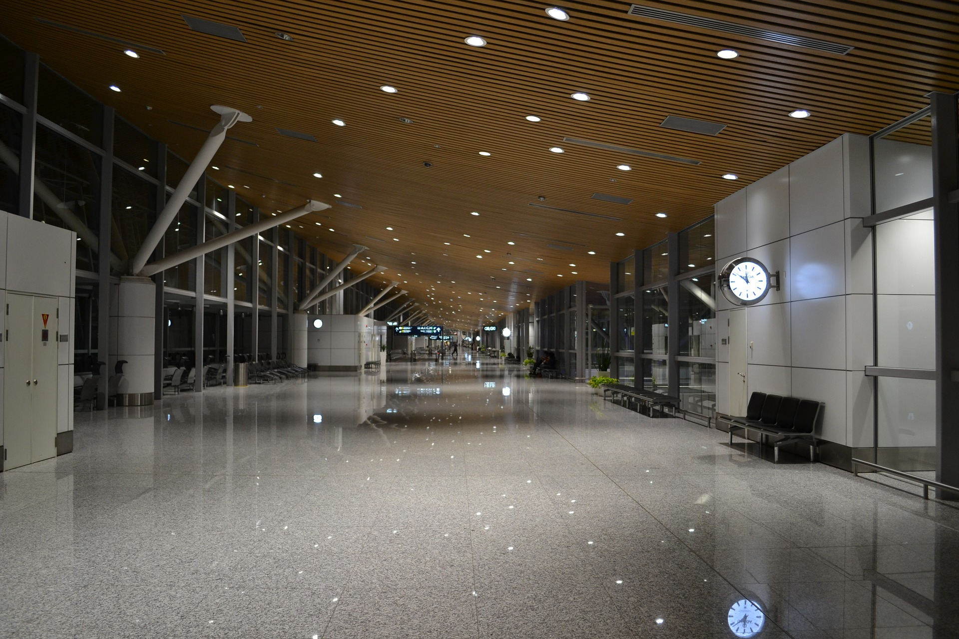 DSC Solutions Airport Janitorial Cleaning Services