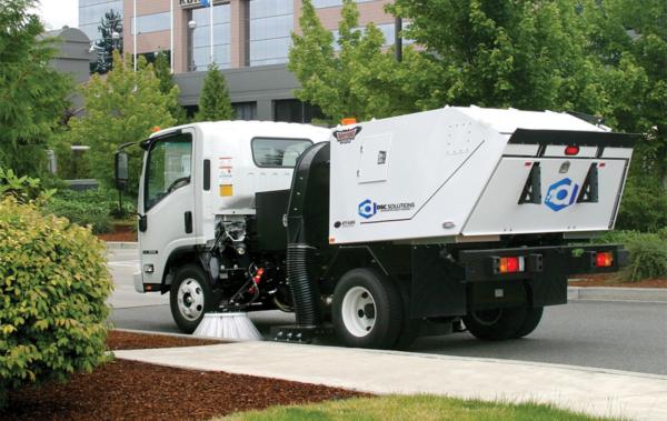 DSC Solutions Sweeper